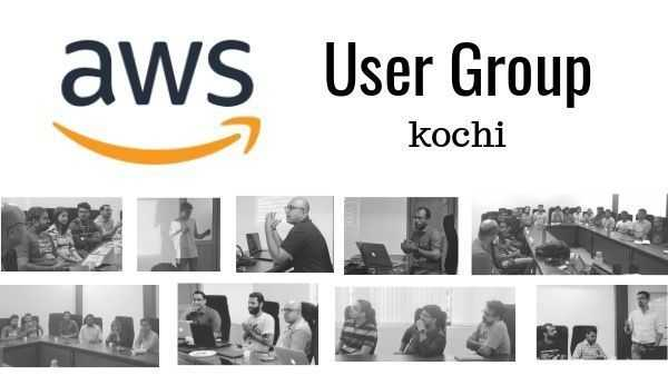 AWS User Group Kochi